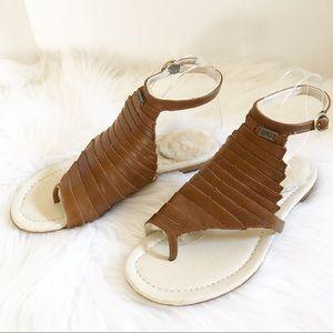 Emu Women's Birregurra Tan Sandals